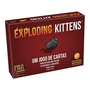 Galápagos Exploding Kittens