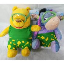 Winnie Pooh Igor Burrito Disney Ambos Peluche Envío Gratis!