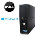 Computadora De Escritorio Dell Optiplex Windows 10 Pro Inte