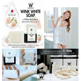 Wink White Gluta Pure Soap (nuevo). Jabón Blanqueador 2 X100