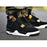 Zapatillas Nike Air Jordan Retro 4 Royalty | Basket