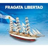 Fragata Libertad Para Armar Num -11-12-22-