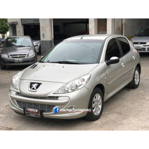 Peugeot 207 Compact 1.4 Hdi 5p Xs Allure Año 2012