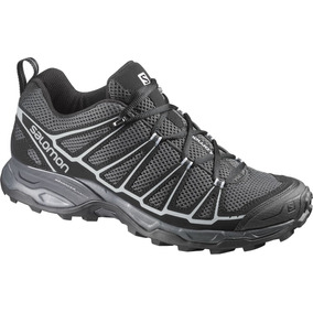 Zapatilla Masculina Salomon- X Ultra Prime M Negro-hiking