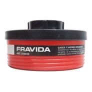 Filtro Fravida 5300/20 Vap. Organ Lacas Y Solvente X Unidad