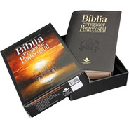 Bíblia Do Pregador Pentecostal  Nobre Esboços