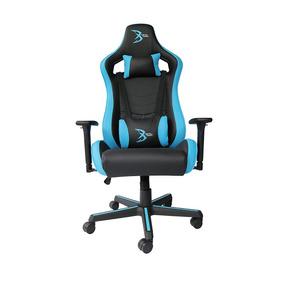 Silla Gamer Digital Design Kw-g102bb Champion Azul