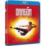 Blu-ray Dragão A História De Bruce Lee Dublado/leg Lacrado