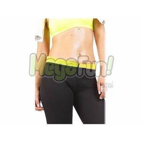 Calça Queima Gordura Hot Shapers + Cinta Modeladora + Brinde