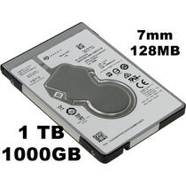 Hd 1tb Seagate Notebook Ultrabook 1000gb 7mm 128mb Ps3 Ps4