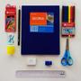 Kit Escolar Set Económico Útiles Primario 1ro 2do 3ro Grado