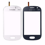 Tela Touch Galaxy Fame Duos Gt-s6812b S6810b Original