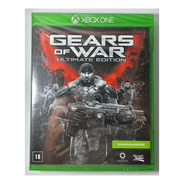Gears Of War Ultimate Edition Xbox One Mídia Física Lacrado