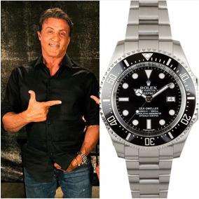 Reloj Rolex Carátula Negra Deesea
