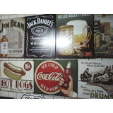 5 Posters De Lamina Envio Gratis Retro Vintage Anuncio Antig