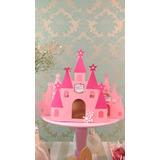 Cajas Castillo Princesas, Bella, Blancanieves, Cenicienta