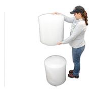P Rollo Plástico Burbuja De 50cm X 50 Metros X Dos Unidades
