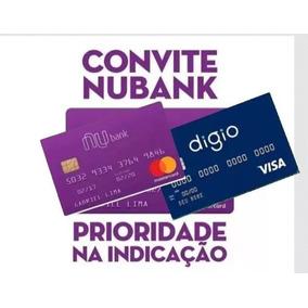 Indicação Cartões Nubak E Digio