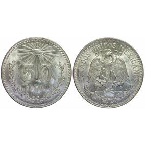 50 Centavos 1945 Plata 0.720 (id: 3041)