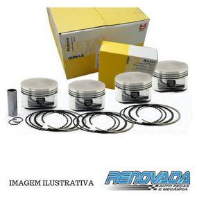 Jogo Pistão Com Anéis 040 Metal Leve Palio 1.3 16v Gasolina
