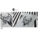 Remera Estampada Búho - Owl - Pájaros - Diseños Exclusivos