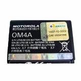 Bateria Om4a P/ Celular Ex116 Motokey Wi-fi Wx181 Wx290