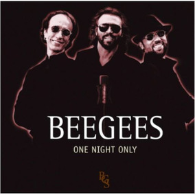 Cd Bee Gees - One Night Only (958618)