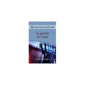 Libro La Guerra De Galio *cj