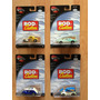 Set 4 Hot Wheels Rod And Custom Series Panel Ford Roadster .