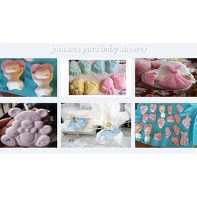 Recuerdos Para Baby Shower En Jabon 100% Persona. Envio Grat