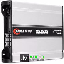 Potencia Amplificador Taramps Hd 1600 1919 Watts Rms Digital