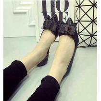 Chatita Ballerina Zapato Mujer Comodas Y Elegantes