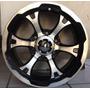Rin 16x8.5 6 139 Para Toyota Hilux Hiace Nissan Estaquitas