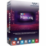 Programa Editor De Videos Filmora 7.8 Full Software Digital
