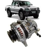 Alternador Com Bomba Vácuo L200 Gl Gls Hpe Sport 2.5 Diesel