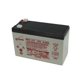 Baterías Recargable 9ah 12 Volts