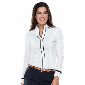 Camisa Formal Para Dama Marca Hollyland Af1515