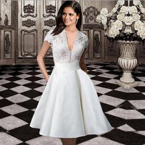 Vestidos casuales boda civil