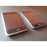 Par Ipod Touch 1g 16gb Uno En Manzanita Y Uno Para Piezas