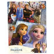 Puzzle Frozen 2 Rompecabezas Infantil Original 07845 Bigshop