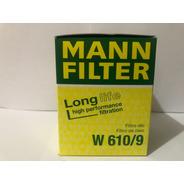 Filtro Aceite W 610/9  (mann Filter)