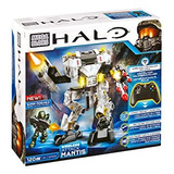 Juguete Mega Bloks De Halo Ataque Inalámbrica Mantis