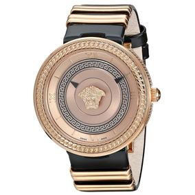 Reloj Versace Vlc V-metal Icon Femenino