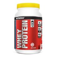 Proteina Nutremax Whey Protein 1kg . Premium