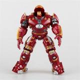 Muñeco Iron Man Hulkbuster Vs Hulk 16/19cm (precio X2)