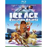 Blu-ray Ice Age Collision Course / Era De Hielo 5 3d 2d Dvd