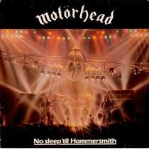 Cd Motorhead - No Sleep