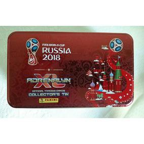 Lata Adrenalyn Xl Copa 2018 Russia Lacrada