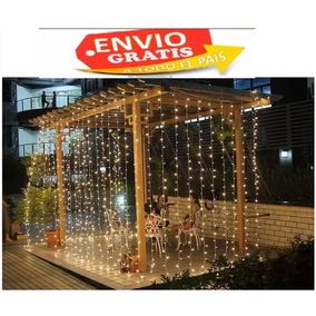 Cortina De Leds Decoración De Eventos Y Bodas Luces 3x3 Mts