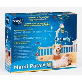 Vtech Mami Pata Movil Carrusel El Mas Bello Musical De Todos